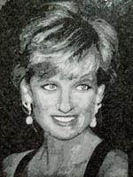 photo portrait of Diana